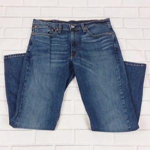Levi Strauss 511 Jeans Size 34X32 Slim Fit Blue